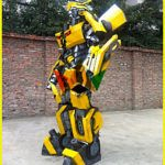 hire a superhero hire the transformers hire bumble bee hire optimus prime transformers promo ideas hire bumble bee hire the transformers unique event hire hire a gorilla for tv film events