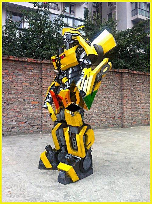 hire bumble bee hire the transformers unique event hire hire a gorilla for tv film events