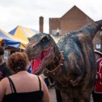 hire a dinosaur the most realistic dinosaur on earth hire a dinosaur unique event hire hire a gorilla for tv film events