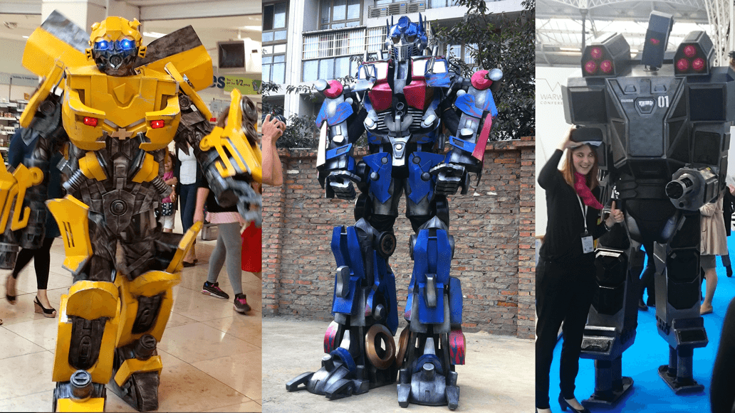 hire transformers hire bumble bee hire a transformer hire optimus prime is it possible to hire a realistic transfromer hire a transofrmer ofr a birthday party impressive event ideas impressive event entertainment